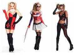 Harley Quinn Halloween/ Cosplay Costumes