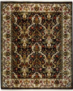 Golden Age Paris Samad Hand Made Carpets