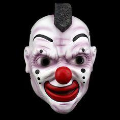 Slipknot Metal Band Drummer Joey Jordison Kabuki Mask Cosplay Prop Halloween