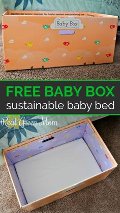 Learn how to get a free baby box from Baby Box University. This sustainable sleeping bed for newborns inspired by Finnish parenting traditions. Newborn Bed, Newborn Care, Gripe Water, Free Baby Samples, Baby Freebies, Breastmilk Storage Bags, Baby Sleepers, Baby Box, My Little Baby