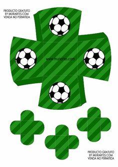 Caja abierta fútbol