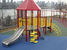 Rubber Bond surfaces are created by spreading a thick layer of loose Playsafer Rubber Mulch and then applying an additional layer of rubber combined with a high quality polyurethane bond. Playground Rubber Mulch, Under The Surface, Truck Tyres, Natural Rubber, Gazebo, Bond, Outdoor Structures, Flooring, Playgrounds