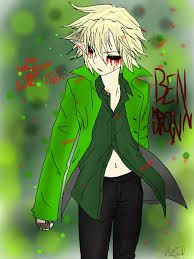 ben drowned sexy anime - Google Search