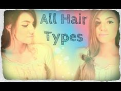 Hello marzipans, this video is going to be about hairstyles :) These two looks are absolutely cute and easy to make, and you dont even need to use heat ^_^ Also, they are both good for almost all hair types!  I really hope you liked this video. As always, feel free to leave a comment suggesting me what you would like to see next! :D  MUSIC John...