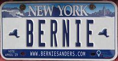 NEW YORK is a #BernieSanders town