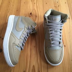 Nike X Undercover Court Force Hi US 9.5 UK 8.5 Eu 43 Bamboo Grey Pack 826667 220