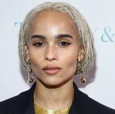 Who else has been binge watching Big Little Lies? WE.ARE.OBSESSED!!  We are also obsessed with one of the shows stars and the embodiment of cool Zoe Kravitz  Can we please have her glowing dewy skin and gorgeous gold eyes? #glamourbeauty #beautyicon  via GLAMOUR UK MAGAZINE OFFICIAL INSTAGRAM - Celebrity  Fashion  Haute Couture  Advertising  Culture  Beauty  Editorial Photography  Magazine Covers  Supermodels  Runway Models