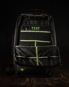 Green V2 Vent Backpack
