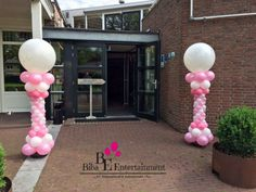 Bruiloft Decoratie. Door Biba Entertainment. www.bibaentertainment.nl