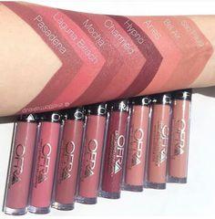 OFRA Liquid Lipsticks