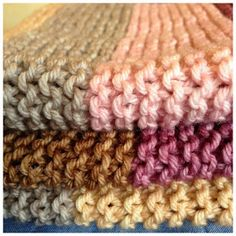 Altadena's baby designs: ✿ New baby blanket ✿ . ♥ with my own colors ♥ Dyeing Yarn, Baby Design, New Baby Products, Free Pattern, Hands, Embroidery, Blanket, Sewing, Knitting