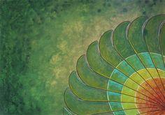 Artes - Sol de Outono Acrílica sobre papel, 30 x 21 cm, 2012 http://quim.com.br/artes-sol-de-outono/
