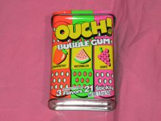 Great Gum && I loved the tin