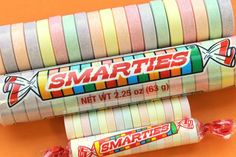 Smarties Art Supplies, Candy, Sweets, Candy Bars, Chocolates