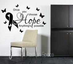 inspirational quotes with butterflys | Quote with Butterflies Vinyl Art Size 100x55CM(China (Mainland