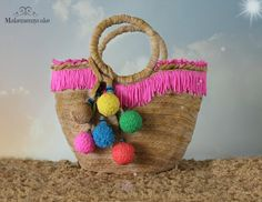 Beach basket bag Cake - Cake by Makememycake