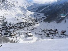 Espace Killy French Alps, Ski Chalet, Pigs, Property For Sale, Mount Everest, Skiing, Powder, Mountains, Nature