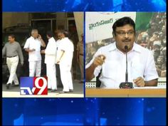 Undavalli betrays Y S R with anti Jagan remarks -  YSRCP's Ambati