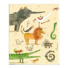 piet grobler Rabbit Illustration, Cute Animal Illustration, Illustration Art, Animal Illustrations, South African Artists, Animal 2, Binky, African Animals, Freelance Illustrator