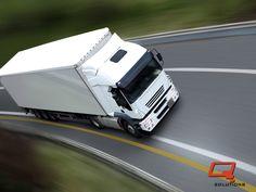 CADENA DE SUMINISTRO. ¿Desea perfeccionar el proceso de carga de sus camiones? Aumento en la utilización de la flota. Armado de camión de acuerdo a los criterios máximos de peso y volumen. Sinergia en la combinación de viajes y entregas. Selección correcta del tipo de unidad de acuerdo al volumen a desplazar. Optimización en el uso de la capacidad del vehículo. Q SOLUTIONS www.qs3.com.mx