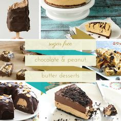 14 Sinlessly Delicious Chocolate and Peanut Butter Desserts