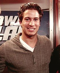 Michael Del Zotto.... If he's playing in the game i'm going to we're going to have issues @Amanda Snelson LaForte