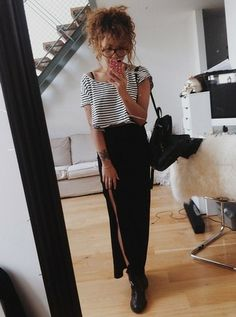 Love this outfit Cute Fashion, Look Fashion, Fashion Beauty, Soft Grunge, Capsule Wardrobe, Alternative Rock, Summer Outfits, Cute Outfits, Indie
