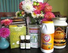 Recipes for Homemade Skin Care