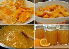 Orange Peach Jam