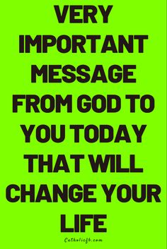 Very Important Message from God to You Today that Will Change Your Life – Daily Prayer Catholic Prayer Book, Catholic Prayers, Pallet Christmas, Christmas Tree, Psalm 94 19, Inspirational Qoutes, Love Your Neighbour, Changing Jobs, I Still Love You