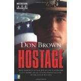 Hostage (Navy Justice, Book 2) (Paperback)By Don Brown