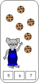 If you give a mouse a cookie... cards