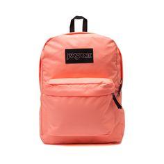 Find jansport at Journeys Shoes. Check out the hottest brands and the latest styles today. Sac Jansport, Jansport Superbreak Backpack, Cute Backpacks, Girl Backpacks, School Backpacks, Animal Bag, Light Orange, Travel Backpack, Back To School