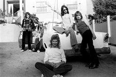 Chris Squire, Rick Wakeman, Jon Anderson, Steve Howe, Bill Bruford
