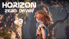 Let's Play Horizon Zero Dawn #03 - Eine wertvolle Lektion [Deutsch/German]