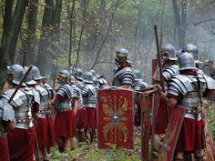 El cruel decimatio romano...