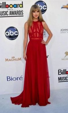 Cool taylor swift red prom dress 2018-2019 Check more at http://myclothestrend.com/dresses-review/taylor-swift-red-prom-dress-2018-2019/