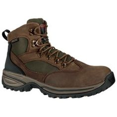 d0b67d08a8b RedHead Bone-Dry Ridge Pointe Hiker Hiking Boots for Men Mens Hiking Boots