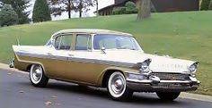 Packard '56 or 57
