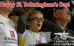 Is St Totteringhams Day back on? Arsenal fans celebrate Tottenhams defeat [Tweets]