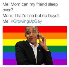 OK, maybe it wasn't all so bad: | What Are Some Things You Wish You Knew As An LGBT Teen?