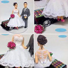 💕 #noivinhospersonalizados 💕 #SIM ❤ #carro 🚘 #som #casamentos #casamento #noivas #noivos #wedding #weddingcake #weddingdress #weddinginvitation #vestidodenoiva #buquepink #tatuagem #noivinhos #love #weddingcaketopper #topodebolo #topodebolopersonalizado #biscuit #caraarteembiscuit ❤️ Orçamentos: caraarteembiscuit@yahoo.com.br, ou envie uma mensagem inbox na página https://facebook.com/caraarteembiscuit