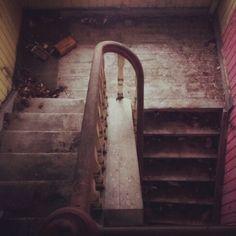 ©Eli Skårholen Ladder, Norway, Stairs, Home Decor, Stairways, Stairway, Stairway, Interior Design, Ladders