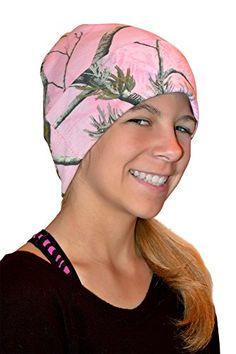 Realtree Knit Cap, LIGHTWEIGHT Cuffed Camo Hat, Ladies One Size (ALL Pink Realtree APC) Camo Chique http://www.amazon.com/dp/B00QES65KQ/ref=cm_sw_r_pi_dp_-3qFub0YERWSW  modeling by @MindiZone California #realtreepink #pinkcamo #pinkrealtree