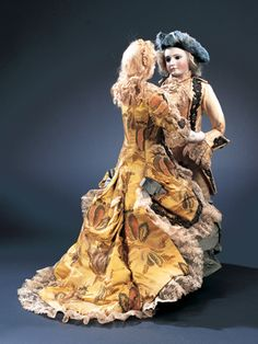 theriault's antique waltzing dolls - Google Search