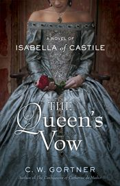 The Queen's Vow -- C.W. Gortner  This book was really interesting. It is about Isabella of Castile (Catherine of Aragon's mother). I enjoyed it! 3.5/5 stars
