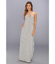BCBGeneration Strappy Maxi Dress QWP60A26