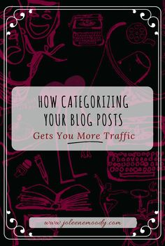 How Categorizing Your Blog Posts