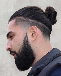 15 Best Man Bun Undercut Hairstyles - Men's Hairstyle Tips #undercut #undercuthairstyle #undercutfade #mensundercut #manbun #manbunundercut #mandbunfade #manbunbraids #lowfade #highfade #skinfade Lower Bun Hairstyles, Faux Hawk Hairstyles, Braided Bun Hairstyles, Undercut Hairstyles, Little Girl Hairstyles, Men's Hairstyle, Male Hairstyles, Updo, Hair Afro