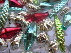 32˙ North Supplies: Vintage Mercury Glass Beads From The Czech Republic